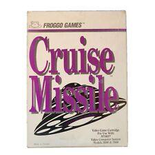 Covers Cruise Missile atari2600