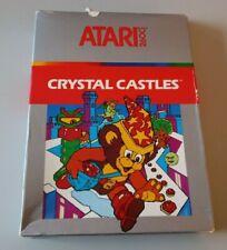 Covers Crystal Castles atari2600
