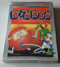 Covers Dig Dug atari2600
