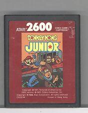 Covers Donkey Kong Junior atari2600