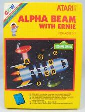 Covers Alpha Beam with Ernie atari2600