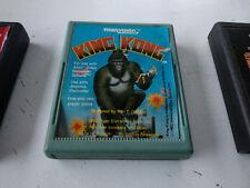 Covers King Kong atari2600