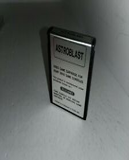 Covers Astroblast atari2600
