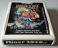 Covers Miner 2049er atari2600