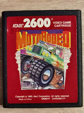Covers MotoRodeo atari2600