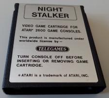 Covers Night Stalker atari2600