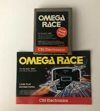 Covers Omega Race atari2600