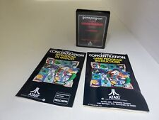 Covers A Game of Concentration atari2600