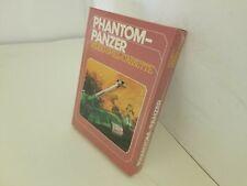 Covers Phantom Tank atari2600