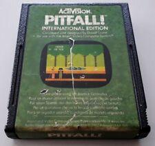Covers Pitfall! atari2600
