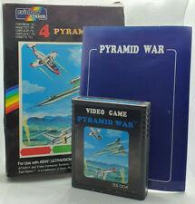 Covers Pyramid War atari2600