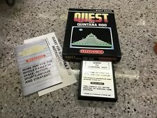 Covers Quest for Quintana Roo atari2600
