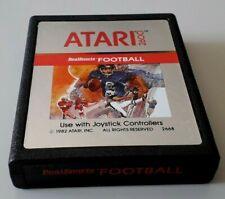 Covers RealSports Football atari2600