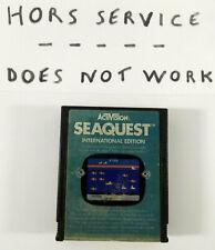 Covers Seaquest atari2600