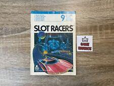Covers Slot Racers atari2600