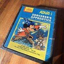 Covers Sorcerer atari2600