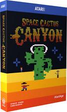 Covers Space Canyon atari2600