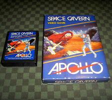Covers Space Cavern atari2600