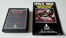 Covers Space War atari2600
