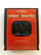 Covers Spider Fighter atari2600
