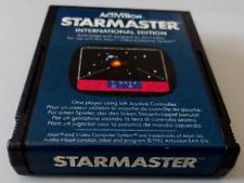 Covers Starmaster atari2600