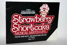 Covers Strawberry Shortcake: Musical Match-ups atari2600