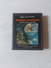 Covers Submarine Commander atari2600