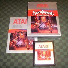 Covers Swordquest: Fireworld atari2600