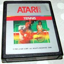 Covers Tennis atari2600
