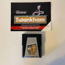 Covers Tutankham atari2600