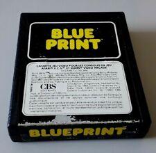 Covers Blue Print atari2600