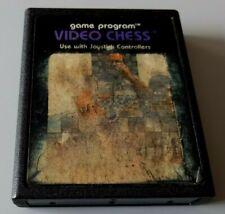 Covers Video Chess atari2600