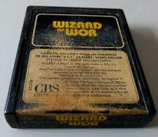 Covers Wizard of Wor atari2600