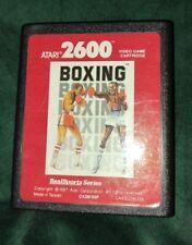 Covers Boxing atari2600