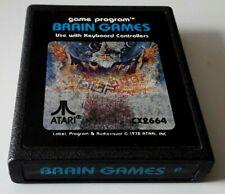 Covers Brain Games atari2600
