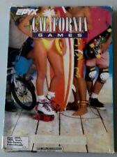 Covers California Games atari2600