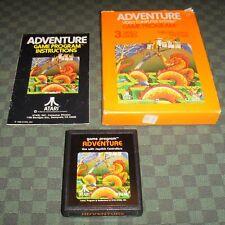 Covers Adventure atari2600