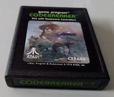 Covers Codebreaker atari2600