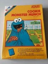 Covers Cookie Monster Munch atari2600