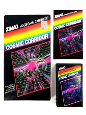 Covers Cosmic Corridor atari2600