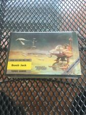 Covers Bomb Jack commodore64