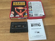 Covers Championship Boxing commodore64