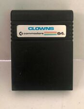 Covers Clowns commodore64