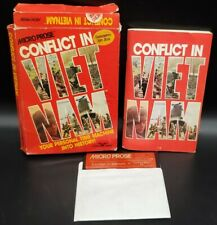Covers Conflict in Vietnam commodore64