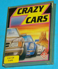 Covers Crazy Cars commodore64