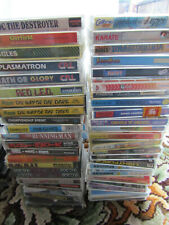 Covers Action Fighter commodore64