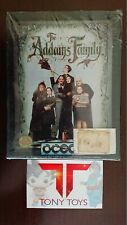 Covers Addams Family commodore64