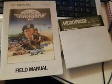 Covers Airborne Ranger commodore64
