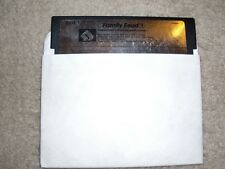 Covers Family Feud commodore64