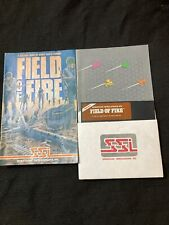 Covers Field of Fire commodore64